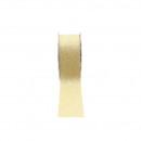Ruban à paillettes PP, largeur 40 mm, longueur 50